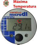 microDL Maximum Temperaure