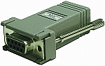DS9097U-009# - RS232  Adaptador de Host  1-Wire con ID