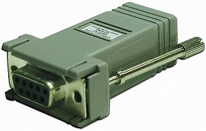 DS9097U-S09# - RS232  Adaptador de Host  1-Wire