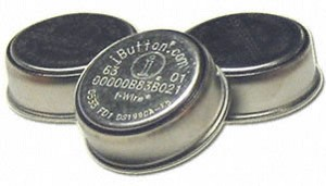 DS1922E-F5# - Thermochron iButton 15°C a +140°C